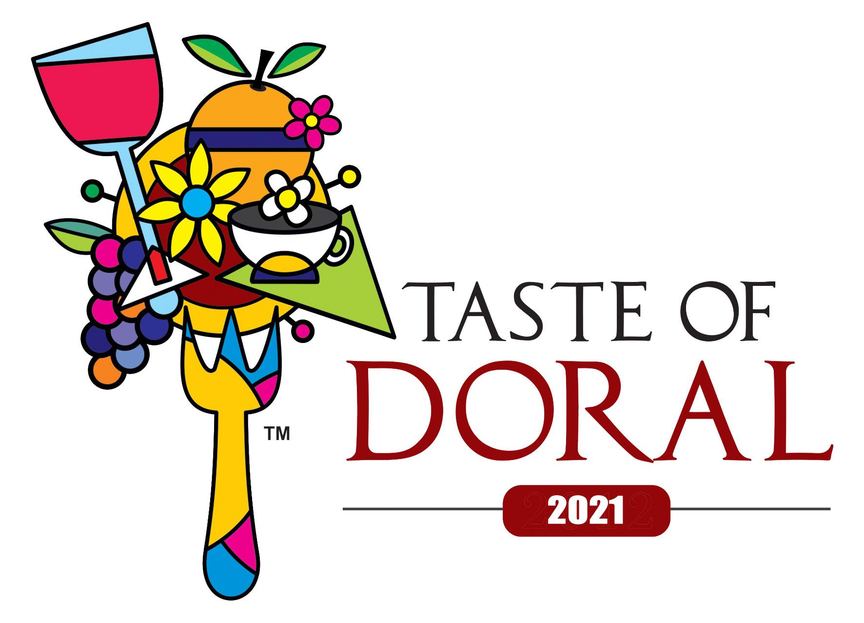 Taste of Doral 2021 - Doral's Finest Restaurants. Doral Chamber of Commerce.