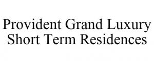 Provident Grand Luxury Short Term Residences Logo 2021