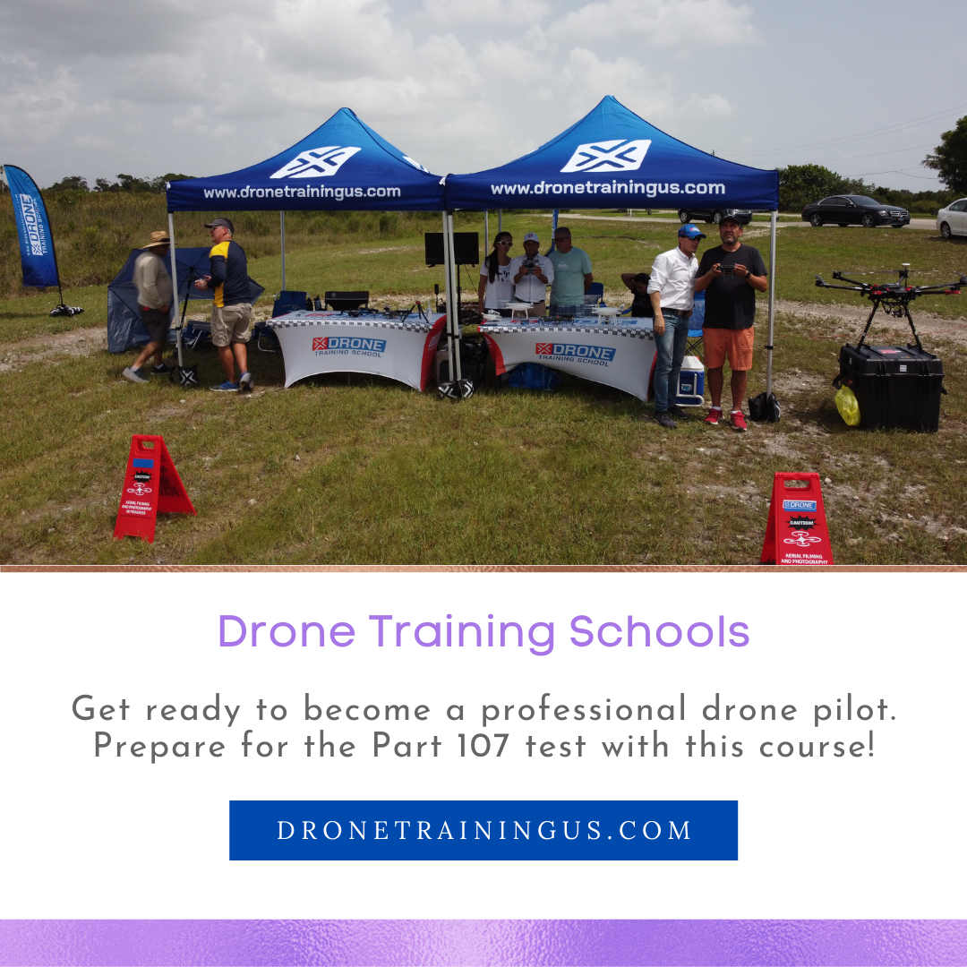 Drone Business Course Drone Training Schools. Doral Chamber of Commerce.